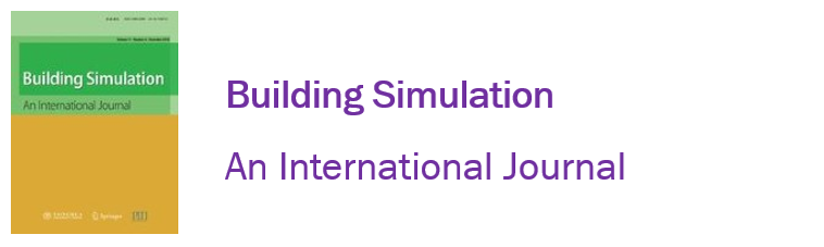 Building Simulation: An International Journal